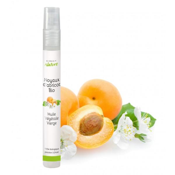 Huile végétale vierge noyau abricot bio