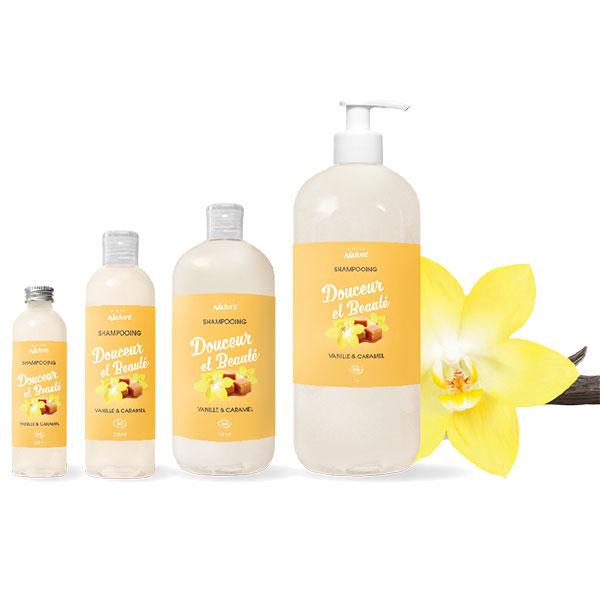 Shampoing douceur et beauté